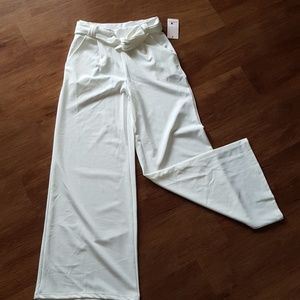 Pants - Wide leg palazzo pants